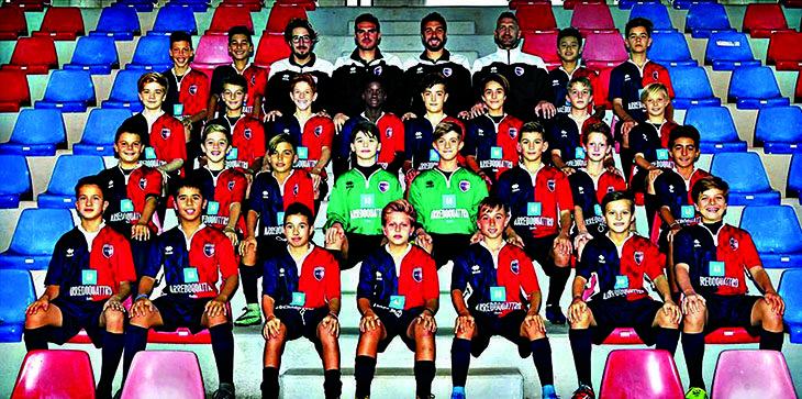 Calcio giovanile, l'Imolese del futuro brilla con gli Esordienti 2005