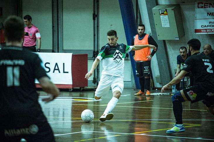 Futsal Coppa, pan… Carrè dolce per Imola-Castello che ora guarda alla Sicilia
