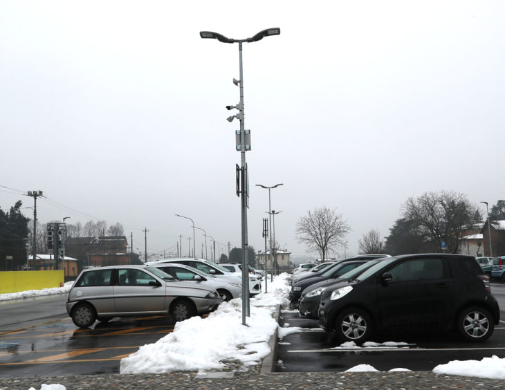 Sicurezza, dieci nuove telecamere a Castello. Il sito web dove controllare i veicoli rubati