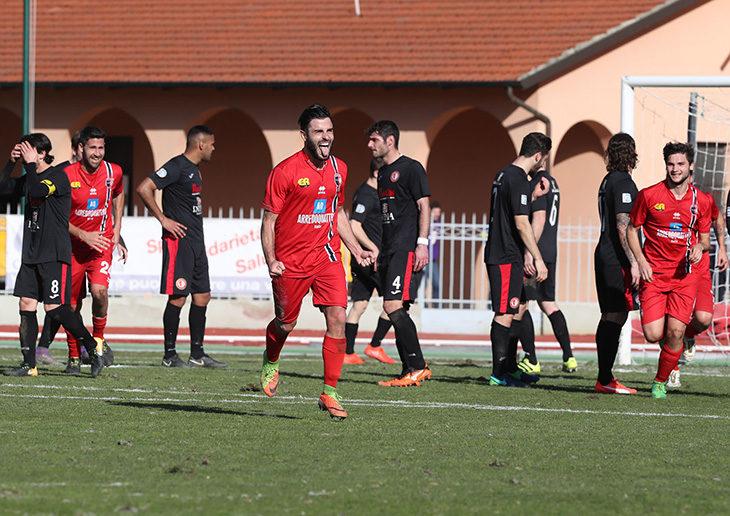 Calcio serie D, si infrange nei quarti il sogno di Coppa dell'Imolese