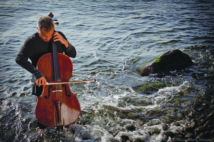 Erf, sul palco dello Stignani il famoso violoncellista Giovanni Sollima