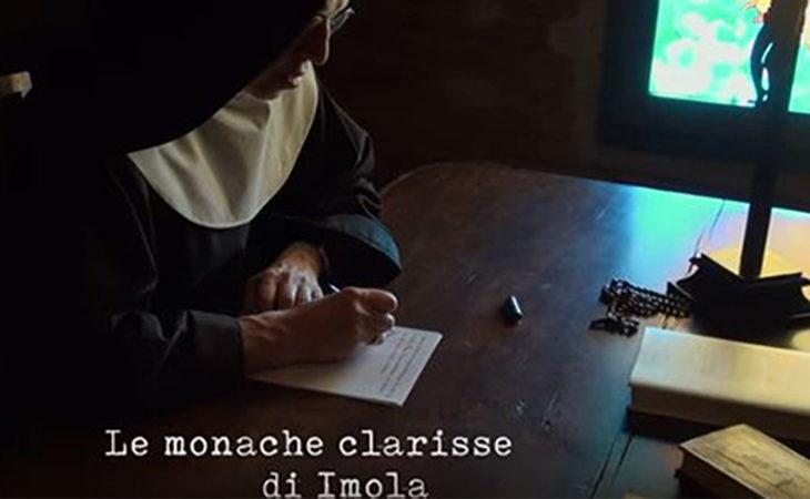 Ciak si gira, «Io ho scelto voi (Gv. 15,16)» il film delle suore Clarisse di Imola su Telepace