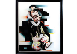 Glitch art, gli artisti dell'«errore» in mostra alla galleria Tales of Art