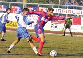 Calcio, parla l'ex bomber dell'Imolese Actis Dato: «Ferretti deve riportarla in serie C»