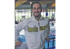 Imolanuoto Master, più di venti ori ai regionali. Nicola Xella record italiano nei 100 rana