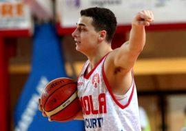 Basket A2: l'Andrea Costa Imola parte forte ma Bergamo si prende l'anticipo