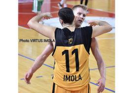 Basket C Gold, passeggiata di salute per la Vsv Imola a Bertinoro