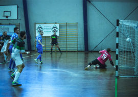 Futsal serie A, che beffa per Imola-Castello contro la capolista