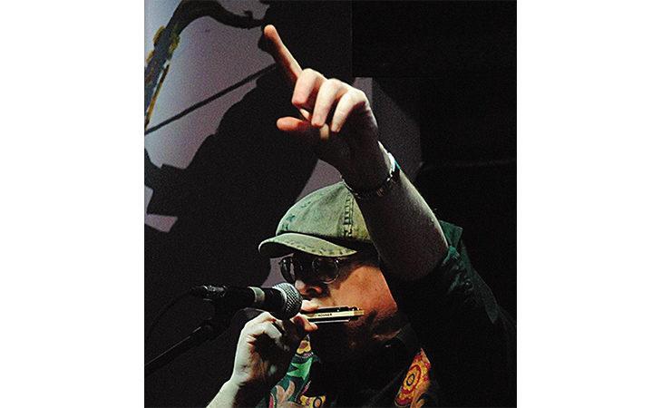 Bubano Blues, sul palco il famoso armonicista Fabrizio Poggi