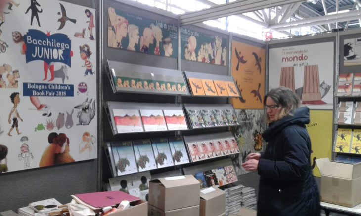Bacchilega Junior al Bologna Children's Book Fair: ci trovate allo stand A/52 padiglione 26