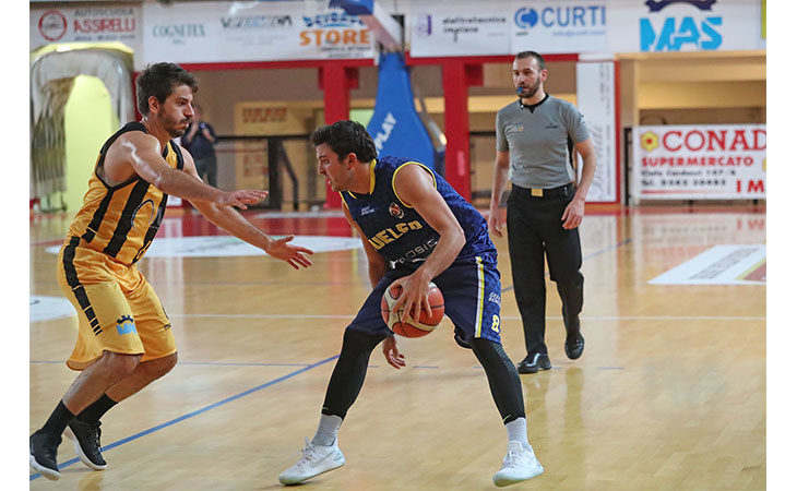 Basket C Gold, Castel Guelfo spreca il primo match-ball salvezza