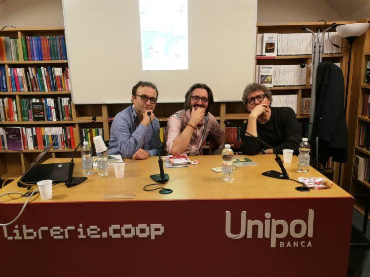 """Bacchilega Junior, Antonio Ferrara e Filippo Mittino un fiume in piena """"Visti di profilo'"""