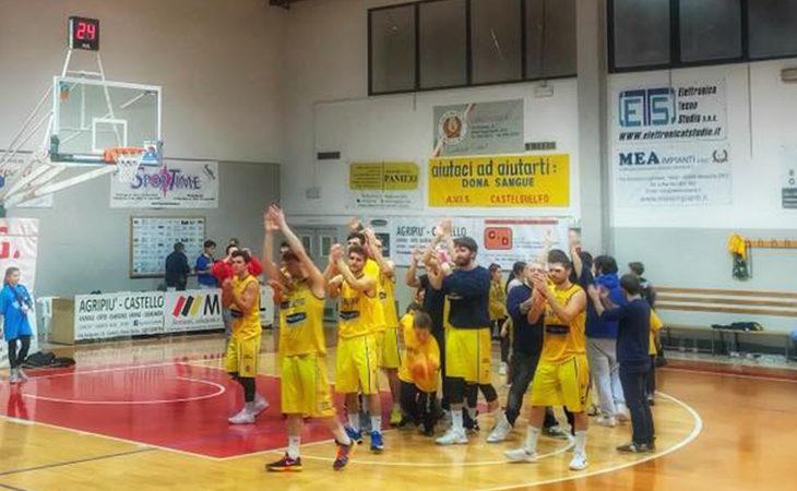 Basket C Gold, Castel Guelfo vince il recupero e centra la salvezza
