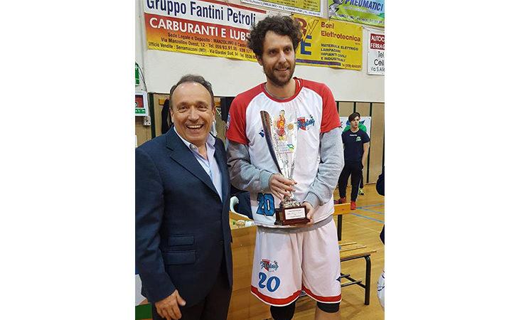 Basket C Gold, i Flying Ozzano si prendono la rivincita contro Fiorenzuola e conquistano la Coppa
