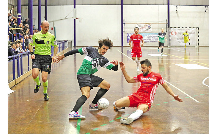 Pablo Salado, il Johnny Depp dell'Ic Futsal si racconta