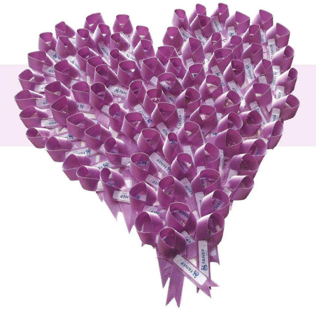 Fanep Fiocchetto lilla