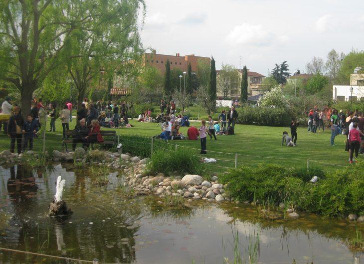 Festa al Giardino degli Angeli di Castel San Pietro