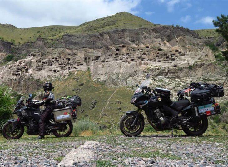 Viaggiare per viaggiare in moto
