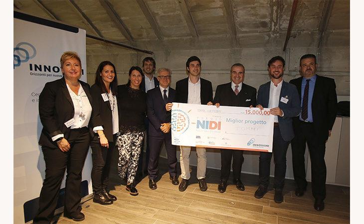 Premio Nidi di Innovami, la startup Tommi vincitrice dell'edizione 2017 è volata in America