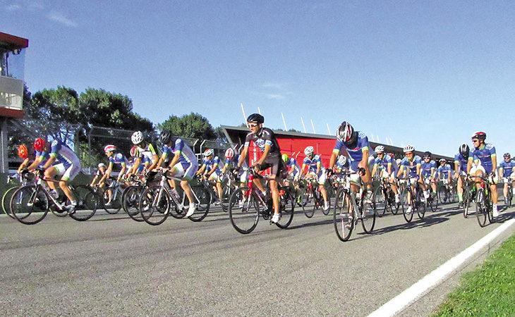 Il «Duathlon Sprint» arriva a Imola. Corsa e bici tra autodromo e Parco delle Acque