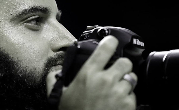 Lo scatto del fotografo imolese Matteo Marchi sulla copertina di Sportweek