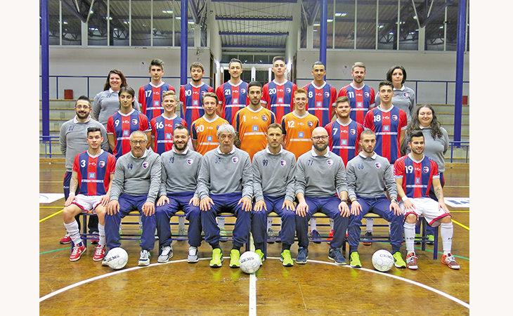 Futsal, il d.g. Gianluca Matera illustra i programmi dell'Imolese 1919 dopo la promozione in serie B