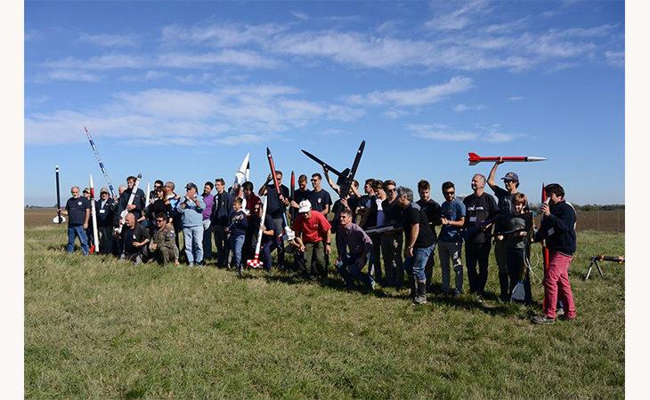 Modellismo, i lanciatori di razzi si ritrovano a Villafontana con l'Acme