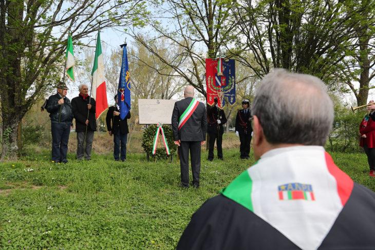 Liberazione, eventi e cerimonie e Imola, Medicina e Castel San Pietro per ricordare l'aprile del 1945