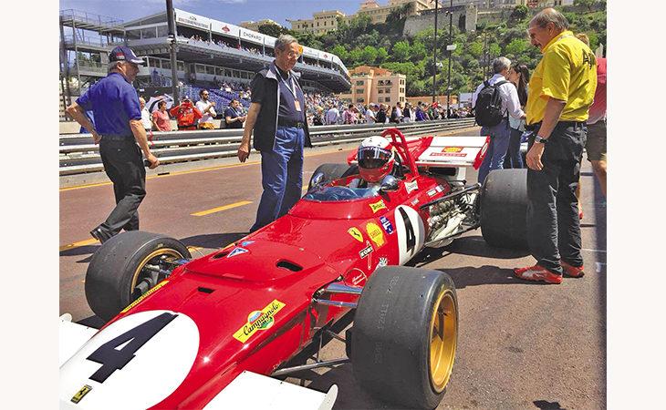 Motor Legend Festival, all'autodromo tre giorni di rievocazioni con mezzi e piloti storici