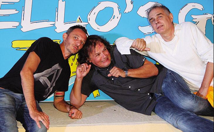 Al Cassero si ride con «La solita truffa» di Dondarini e Dalfiume
