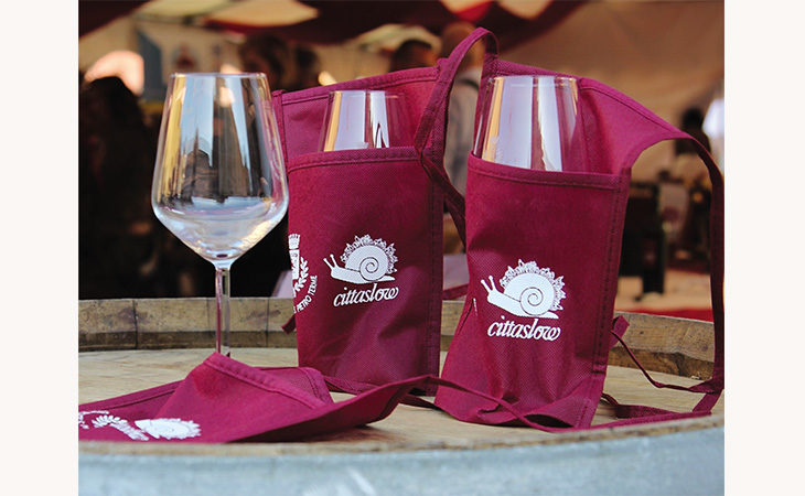 Anche quest'anno Castel San Pietro è una città Very Slow e… Very Wine