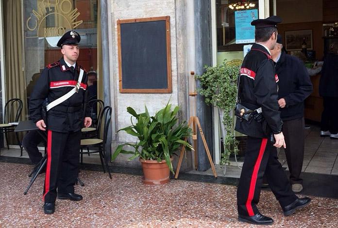 Identificati gli autori dei furti nei bar del centro storico, arrivavano in treno dalla Riviera