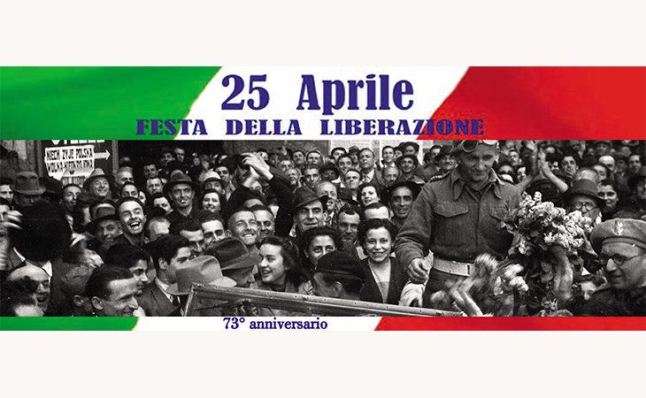 Oggi si festeggia la Liberazione, tutti gli appuntamenti sul territorio