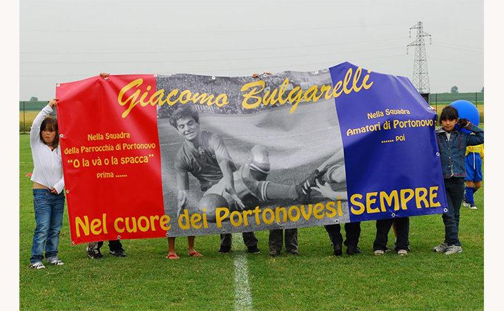 Oggi la frazione di Portonovo si veste a festa in ricordo di Giacomo Bulgarelli