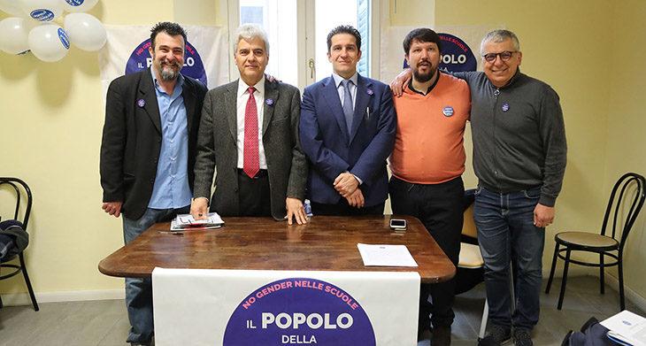 Giambattista Boninsegna candidato sindaco del Popolo della Famiglia