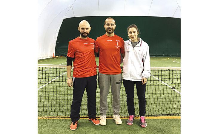 Il circolo Casale Tennis Club cresce anche grazie ai contributi della Fondazione Crimola