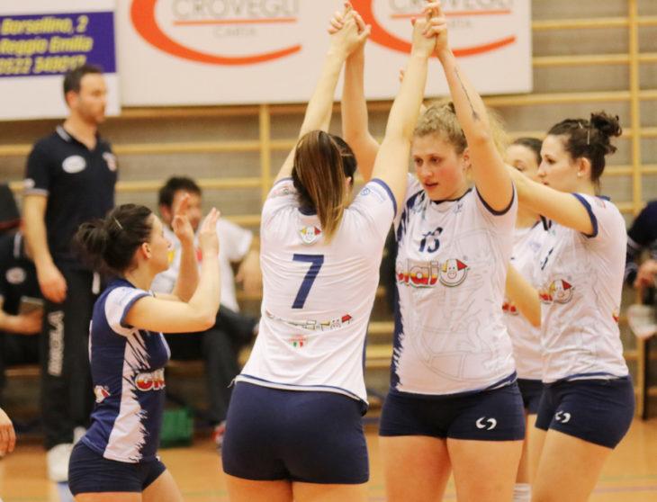 Volley B2 femminile, Csi Clai Imola sconfitta al tie-break che non incide sui play-off