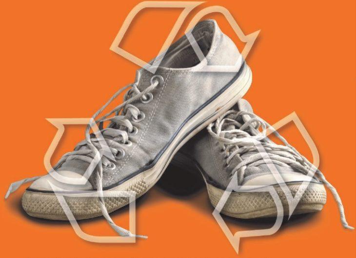 Scarpe da ginnastica e infradito… per un nuovo parco giochi
