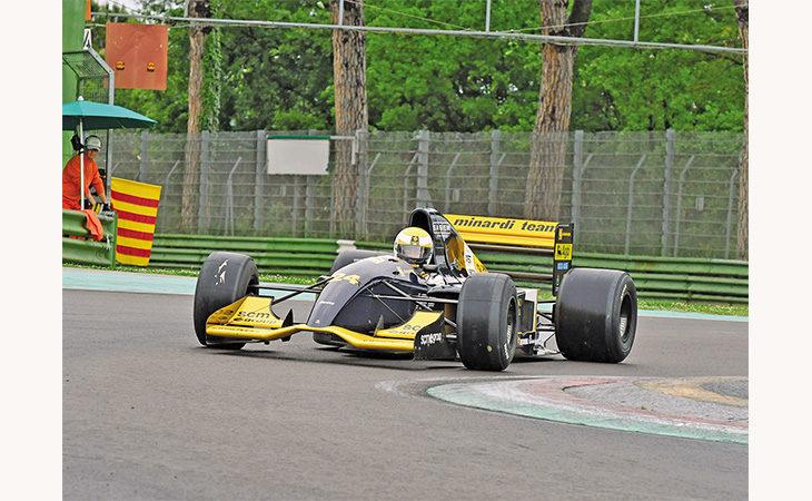 Historic Minardy Day, due giorni all'autodromo con le auto che hanno fatto la storia della F1