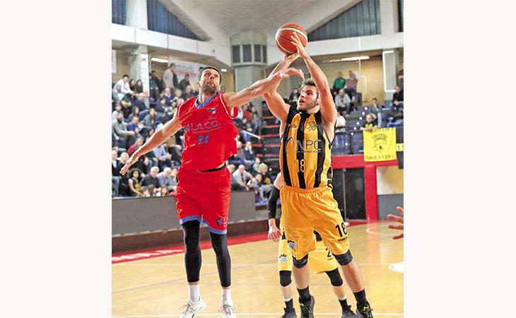 Basket C Gold, domani gara-1 della semifinale play-off tra Flying Ozzano e Vsv Imola