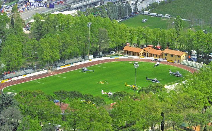 Lavori allo stadio «Romeo Galli», l'Imolese ha presentato il progetto ad Area Blu e ora aspetta l'ok della Soprintendenza