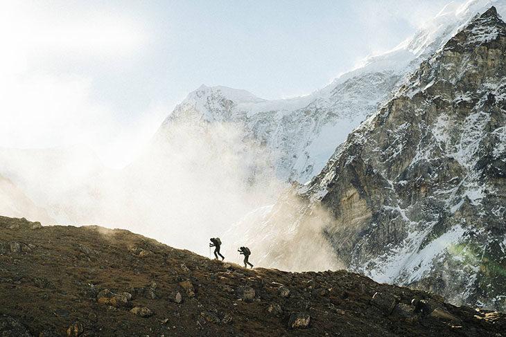 Il film sulla vita di Auer, leggenda della montagna, vince il Premio Città di Imola
