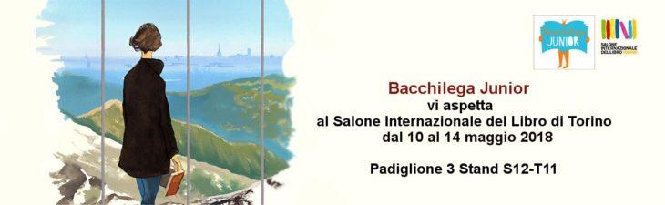 Salone del Libro di Torino, i laboratori della Bacchilega Junior