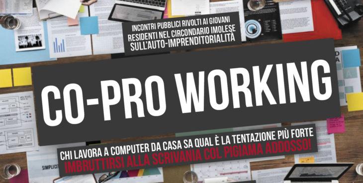 «Co Pro Working», da oggi sei incontri organizzati da Innovami, Giovani Cooperatori e Ca' Vaina per parlare di futuro e nuove forme di lavoro