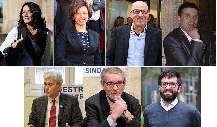 """#ElezioniImola2018, ecco i """"magnifici sette' candidati sindaco"""