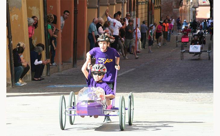 Domenica a Castello il via alla Carrera dei piccoli con 10 team in pista