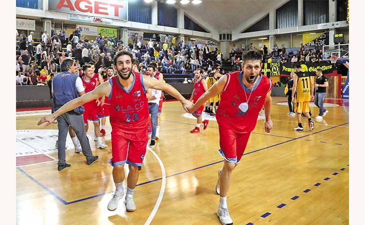 Basket C Gold, scocca l'ora della finale play-off per i Flying Ozzano