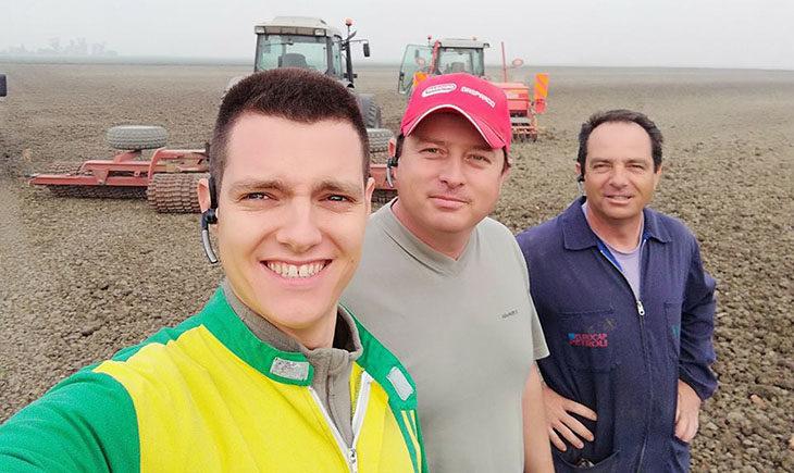A Sant'Antonio ritorna il riso sui terreni della Partecipanza