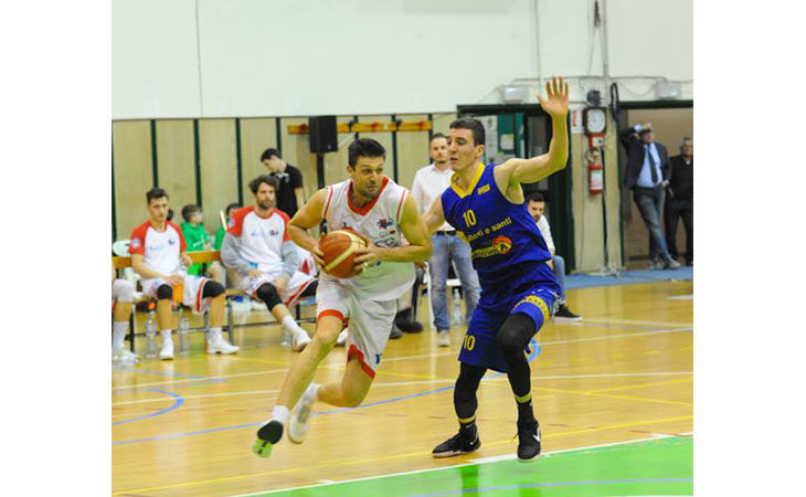 Basket C Gold, i Flying Ozzano si aggiudicano il primo atto della finale play-off