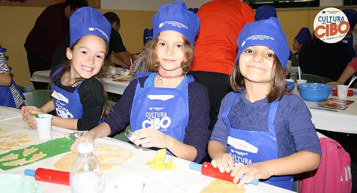 Piccoli chef a scuola per preparare la merenda, laboratori per 300 bambini